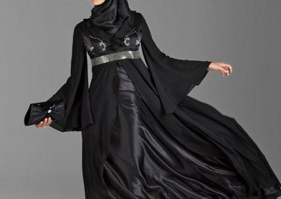 مدل مانتو عربی با طرح های جدید مد سال