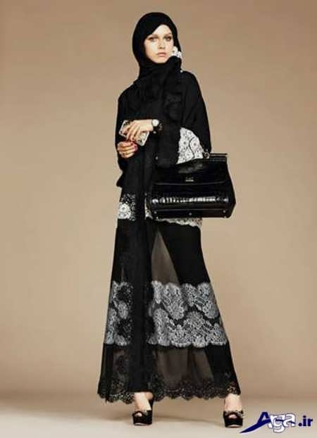 مانتو عربی زیبا