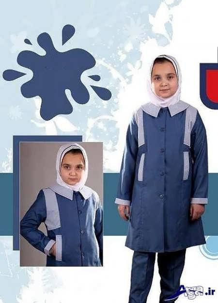 مدل مانتو مدارس ابتدایی