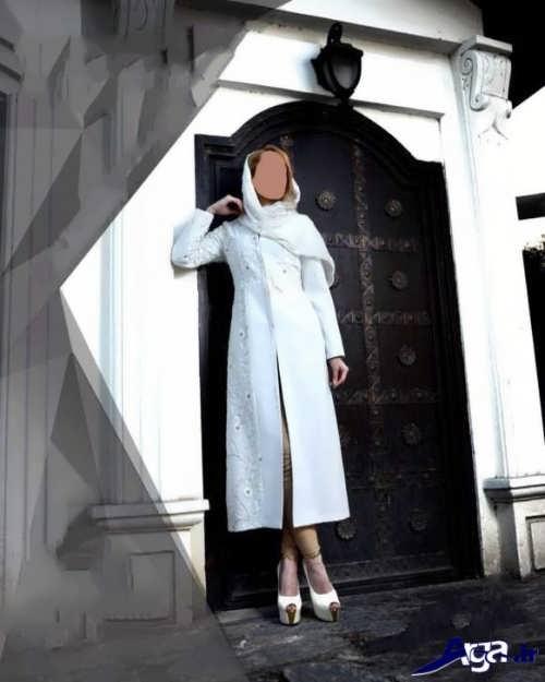 مدل مانتو بلند تابستانه با طرح های شیک و زیبا