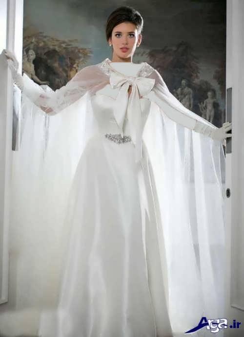 طرح های زیبا شنل عروس