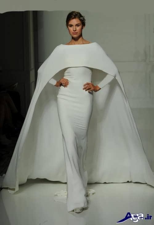 مدل شنل جدید عروس