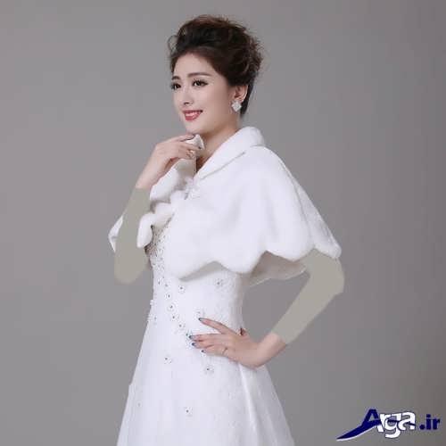 مدل های شنل عروس