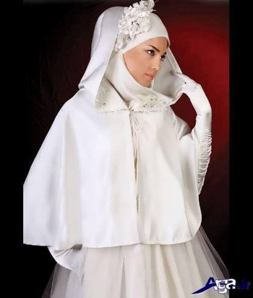 مدل شنل عروس ایرانی