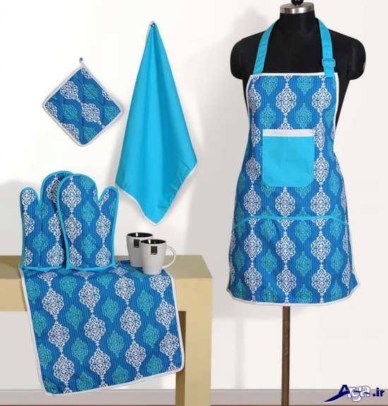 سرویس نمدی اشپزخانه مدل های سرویس آشپزخانه و انواع ایده های جدید برای دوخت آن