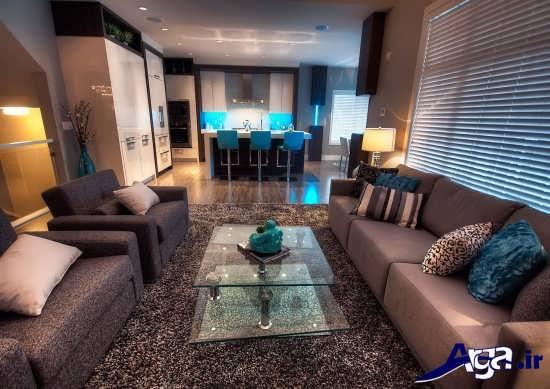 مدل دکوراسیون منزل مدرن با طراحی های زیبا و متفاوت