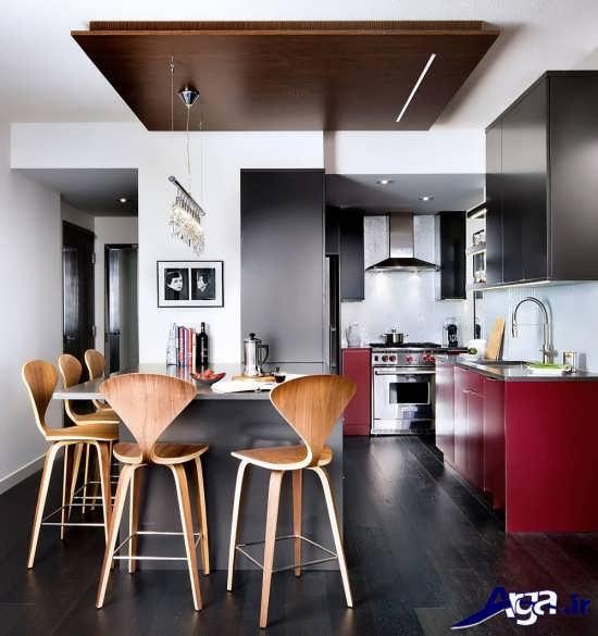 مدل دیزاین منزل مدرن
