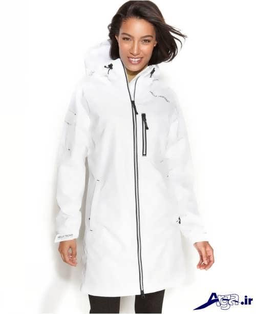 مدل بارانی زنانه شیک