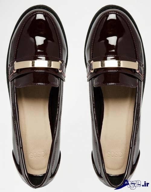 مدل کفش راحتی دخترانه با طرح های مد سال