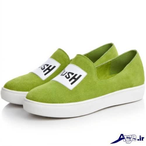 مدل کفش اسپرت و راحتی زنانه