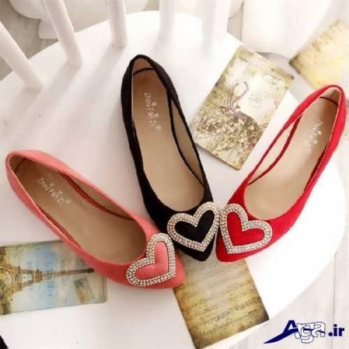 مدل کفش راحتی زنانه