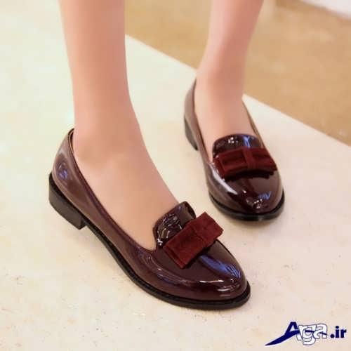 مدل کفش راحتی دخترانه شیک
