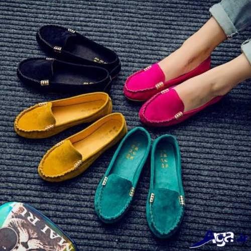 انواع نمونه های مدل کفش زنانه