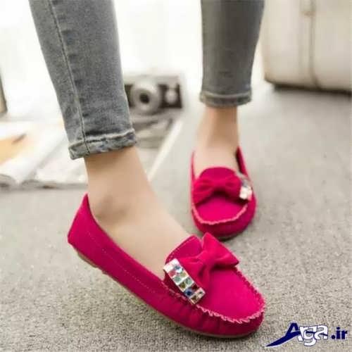 مدل های زیبا کفش دخترانه