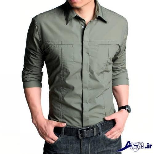 زیباترین نمونه های پیراهن مردانه