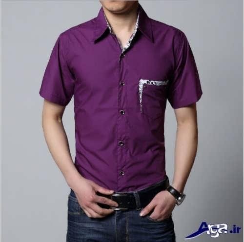 مدل های زیبا پیراهن مردانه