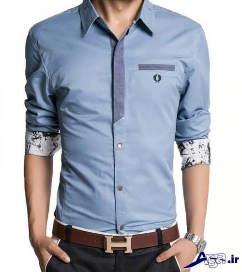 انواع مدل های پیراهن مردانه