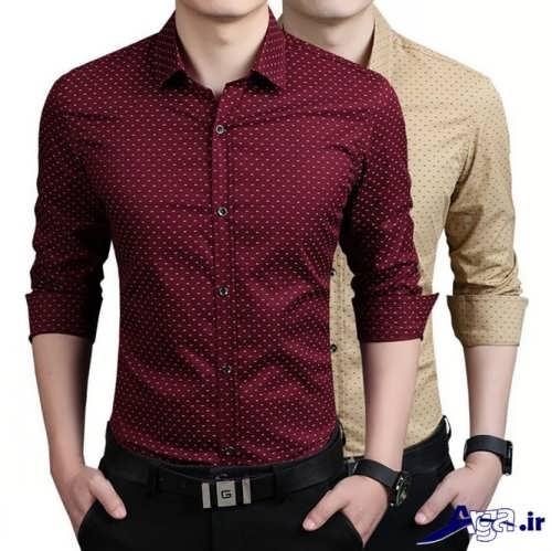 مدل های شیک و متنوع پیراهن مردانه