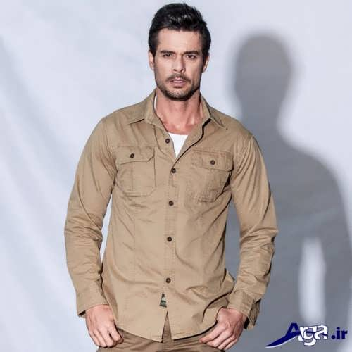طرح های متفاوت پیراهن مردانه
