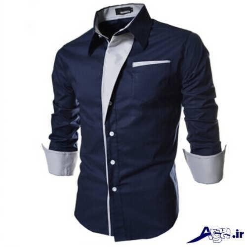 مدل پیراهن مردانه اسپرت