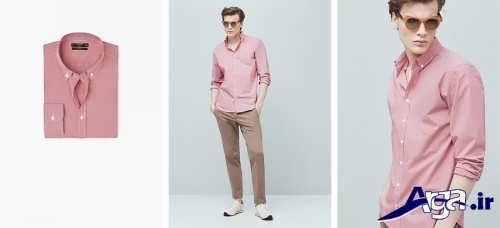 مدل های زیبا و جدید پیراهن مردانه