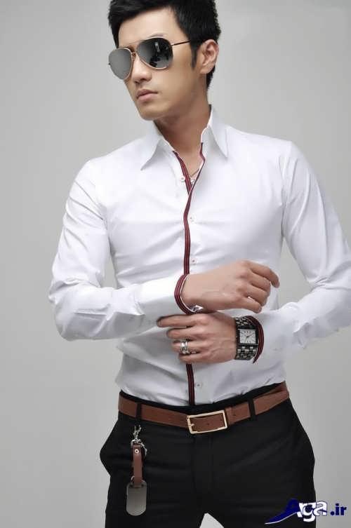 پیراهن مردانه مجلسی