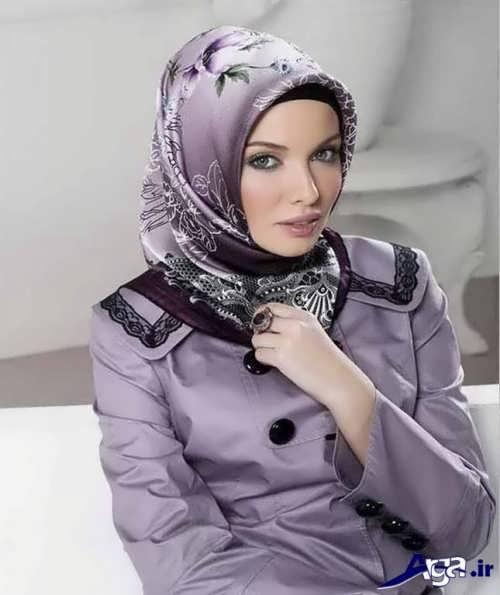 مدل روسری زیبا زنانه
