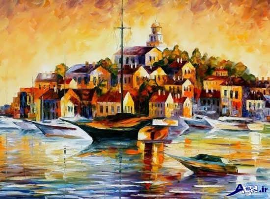 نقاشی به سبک مدرن