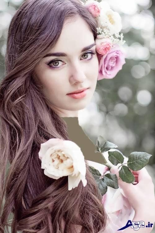 زیباترین و جدیدترین آرایش صورت ها برای عروس