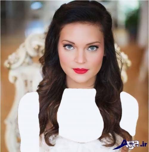 مدل زیبا میکاپ عروس