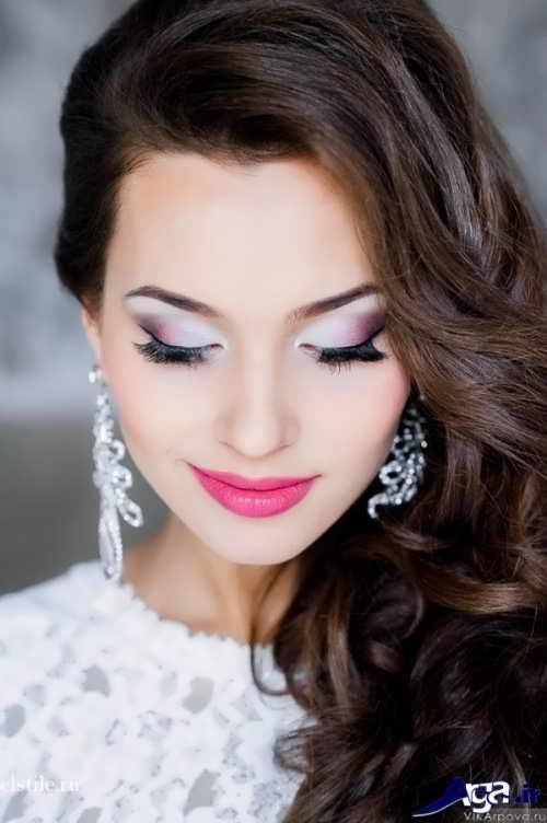 آرایش جدید و زیبا برای عروس