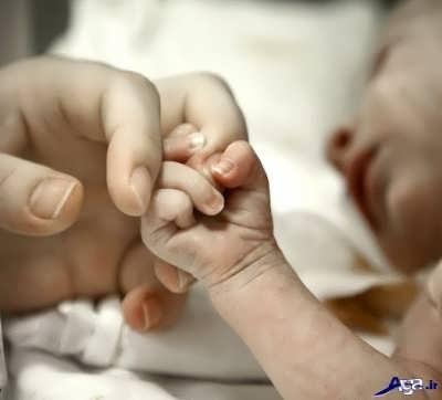 نوزاد یک روزه