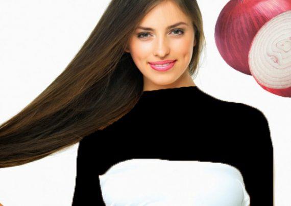 ماسک پیاز برای درمان ریزش موها