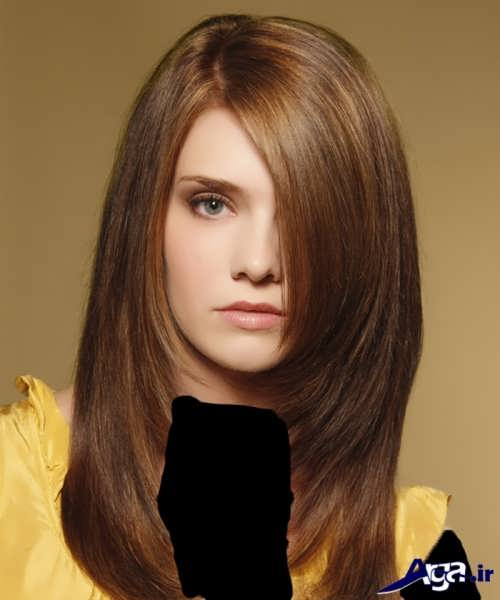 مدل موی باز دخترانه جدید و شیک برای مهمانی ها