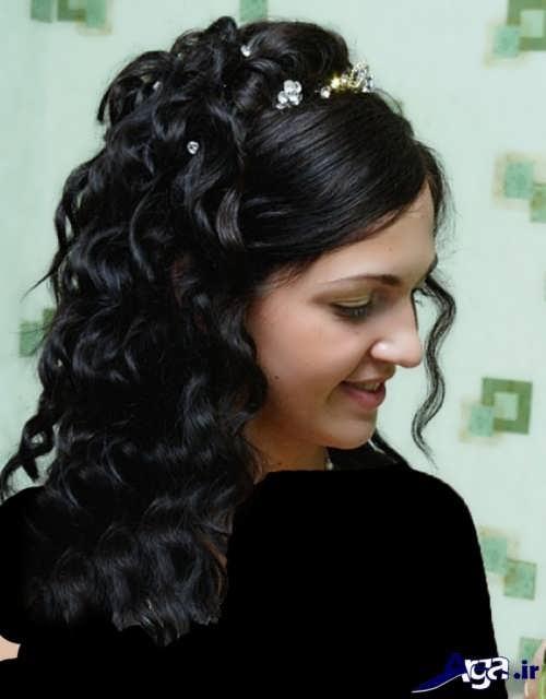 مدل موی باز برای مهمانی ها