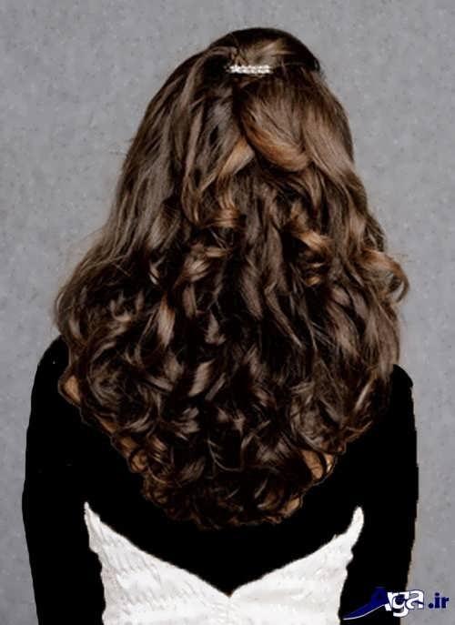 مدل موی فر دخترانه