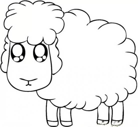 نقاشی های فانتزی از گوسفند