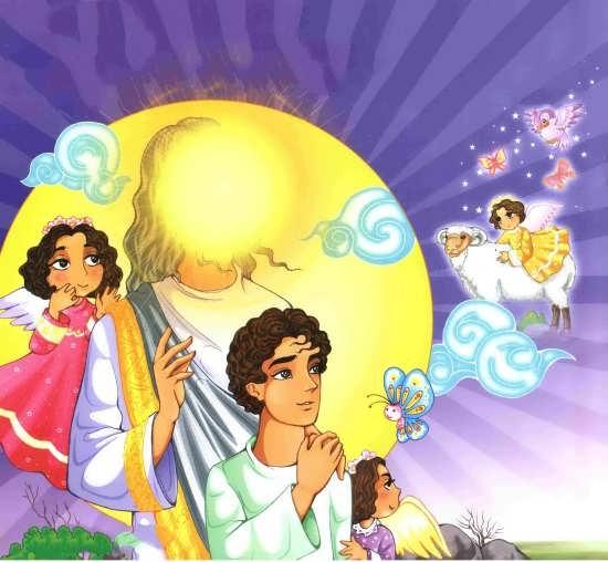 نقاشی های زیبا و متنوع از عید قربان