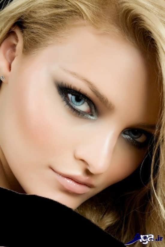 مدل آرایش چشم های مختلف