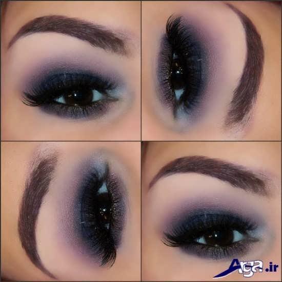 عکس های زیبا از آرایش چشم