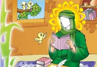 شعر در مورد امام زمان برای کودکان
