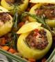طرز تهیه دلمه سیب زمینی به همراه نکاتی برای پخت بهتر