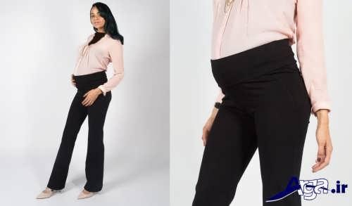انواع طرح های شلوار بارداری