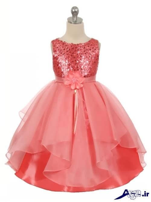 لباس پرنسسی بچه گانه دخترانه