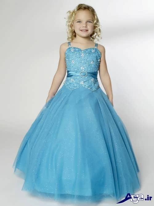 مدل های زیبا و متفاوت لباس پرنسسی