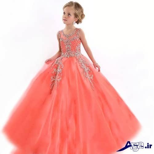 مدل های لباس پرنسسی زیبا