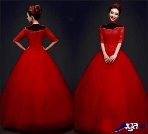 مدل های زیبا و جدید لباس پرنسسی