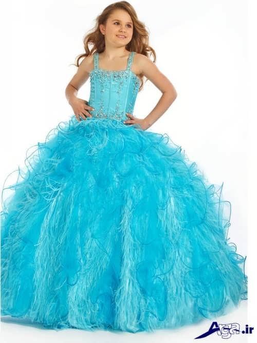 لباس پرنسسی بچه گانه