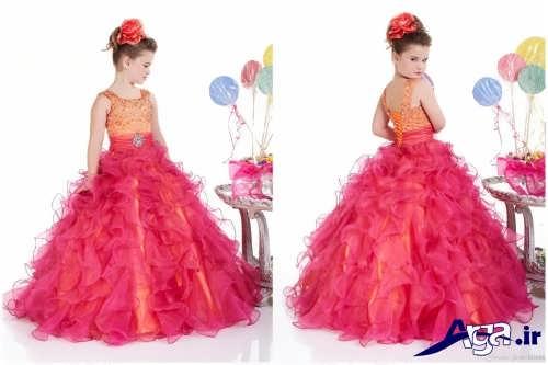 طرح های زیبا لباس پرنسسی