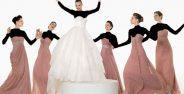 مدل لباس ساقدوش عروس جدید